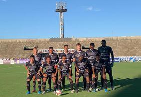 O Belo perdeu no Almeidão pelo placar de 2 a 1