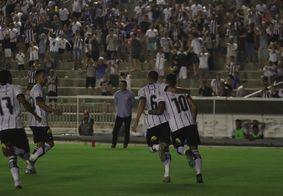 Veja os melhores momentos da partida entre Botafogo x Imperatriz pela Copa do Nordeste