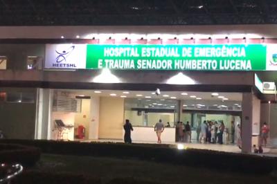 Homem morre e mulher que levava criança é ferida em atentado a tiros após evento político