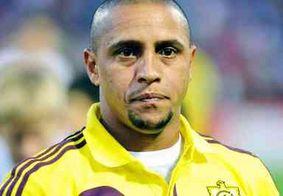 """Roberto Carlos lamenta saída de Luxemburgo do Palmeiras: """"Sacanearam ele"""""""