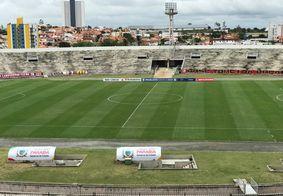 Estádio Amigão foi palco de Campinense x Sousa e receberá decisão para o Treze