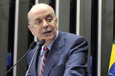 José Serra é alvo de mandado de busca na Lava Jato