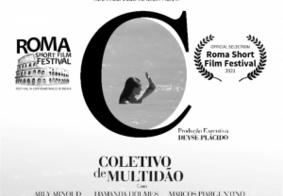 Curta paraibano é selecionado para Festival de Cinema de Roma