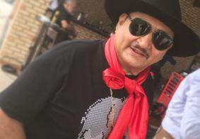 Sanfoneiro Dedim Gouveia morre aos 61 anos de covid