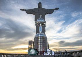É hoje! Palmeiras e Santos se enfrentam na final da Libertadores