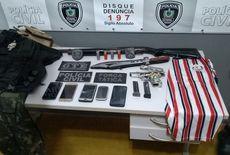 Suspeitos de chacina são presos em operação no interior da PB
