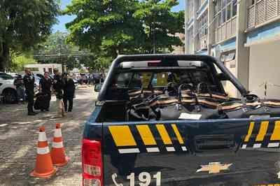 Polícia Civil instaura inquérito para apurar quem vazou fotos dos presos na Operação Calvário