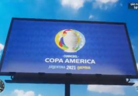 Conmebol anuncia que Colômbia não sediará mais a Copa América