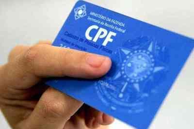 Problemas com CPF podem impedir recebimento de auxílio emergencial