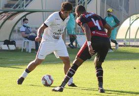 Treze reage e arranca empate no Ceará pelo Campeonato Brasileiro