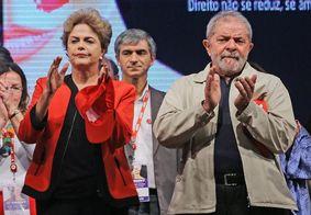 Site do PSDB é hackeado e mostra foto de Lula e Dilma