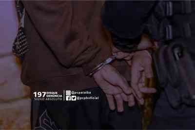 Operação prende grupo suspeito de homicídios e tráfico de drogas no litoral sul da PB