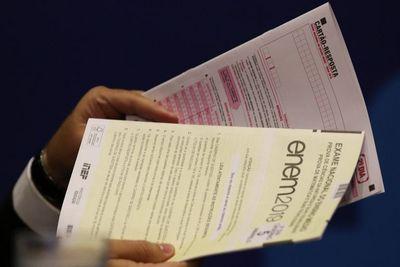 Estudantes podem acessar cartão do ENEM a partir desta terça (5)
