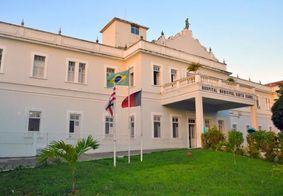 Hospital Santa Isabel, em João Pessoa