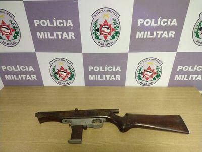 Trio é preso com arma, munição e carregador, no Colinas do Sul