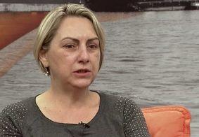 Irmã de Bolsonaro é internada com suspeita de Covid-19