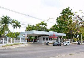 Sede do Centro Administrativo de JP
