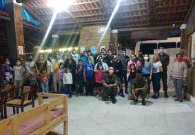 Paraíba recebe mais 28 refugiados venezuelanos