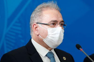 Ministro Marcelo Queiroga encontra Cícero Lucena nesta sexta (25)