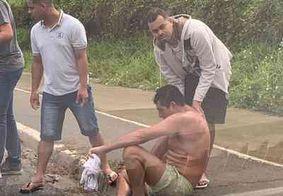 Ex-secretário de Turismo passa mal durante caminhada, em JP