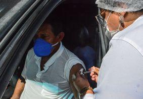 João Pessoa imuniza público com 28 anos ou mais; veja locais de vacinação