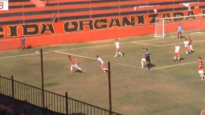 Vídeo: jogando em casa, Campinense perde para o América-RN em amistoso na pré-temporada