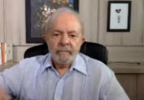 """Lula afirma que """"processo eleitoral foi fraudulento"""" e destaca necessidade de novo pleito"""