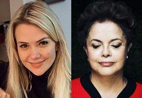 Ex-BBB Marcela pede desculpas à Dilma por mensagens polêmicas no Twitter; veja