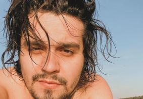 Furacão deixa Luan Santana preso em uma casa no México