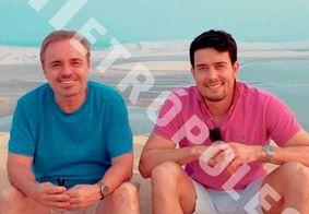 Verdadeiro marido de Thiago Salvático desmente história de união estável com Gugu, diz colunista
