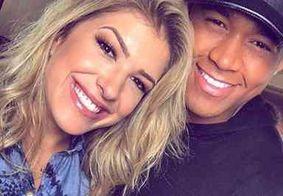 Lorena Improta e o cantor Léo Santana terminam noivado após cinco meses do anúncio