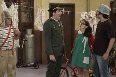 Em comunicado, Grupo Chespirito reprova paródia de 'Chaves' na Globo