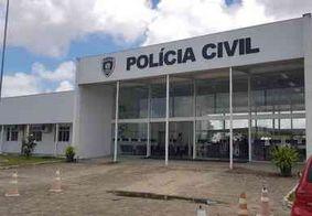 Idoso foi levado à carceragem da Polícia Civil