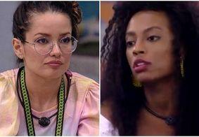 BBB21: Lumena mente para Juliette sobre 'queridômetro' e web repercute
