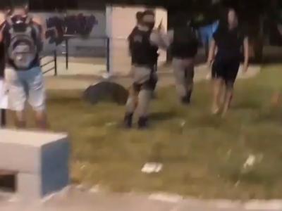Discussão em praça do Ernesto Geisel terminou em tiroteio.