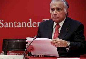 Morre presidente do Santander por conta do coronavírus