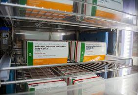 Estado já aplicou 2.622.462 doses de imunizantes.