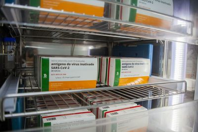 Vacinas serão distribuídas aos municípios paraibanos.