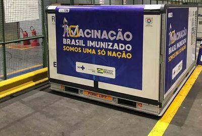 Paraíba deve receber mais de 91 mil doses da vacina contra a Covid-19 neste sábado (20)