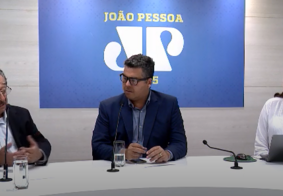 Ouça a sabatina com o candidato ao governo do estado, José Maranhão