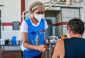 João Pessoa não vacina contra Covid-19 neste domingo (19)