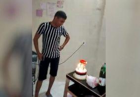 """Aniversariante é morto a tiros logo após amigos cantarem """"parabéns"""""""