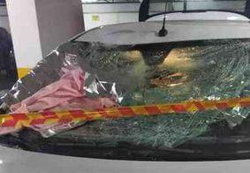 Juíza quer internação de mãe que jogou filha pela janela de prédio