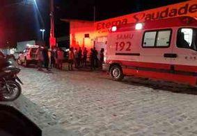 Homem é assassinado com oito tiros durante velório da companheira na Paraíba