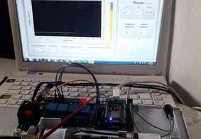 Pesquisadores paraibanos criam ventilador pulmonar com monitoramento por aplicativos de celulares