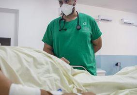 Paraíba tem 207 pacientes internados por causa da covid-19