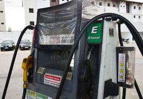 Preço da gasolina em João Pessoa