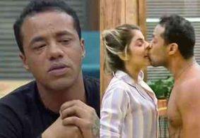 A Fazenda 11: polícia ouviu Phellipe Haagensen sobre beijo em Hariany