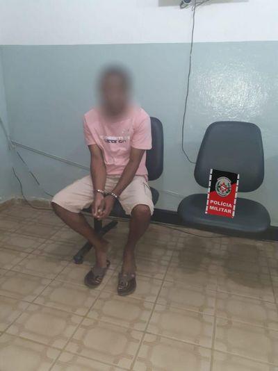 Suspeito de estuprar a filha de 10 anos é preso na Paraíba