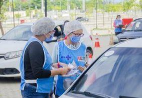 Covid-19: 8,88% da população paraibana recebeu a 1ª dose da vacina
